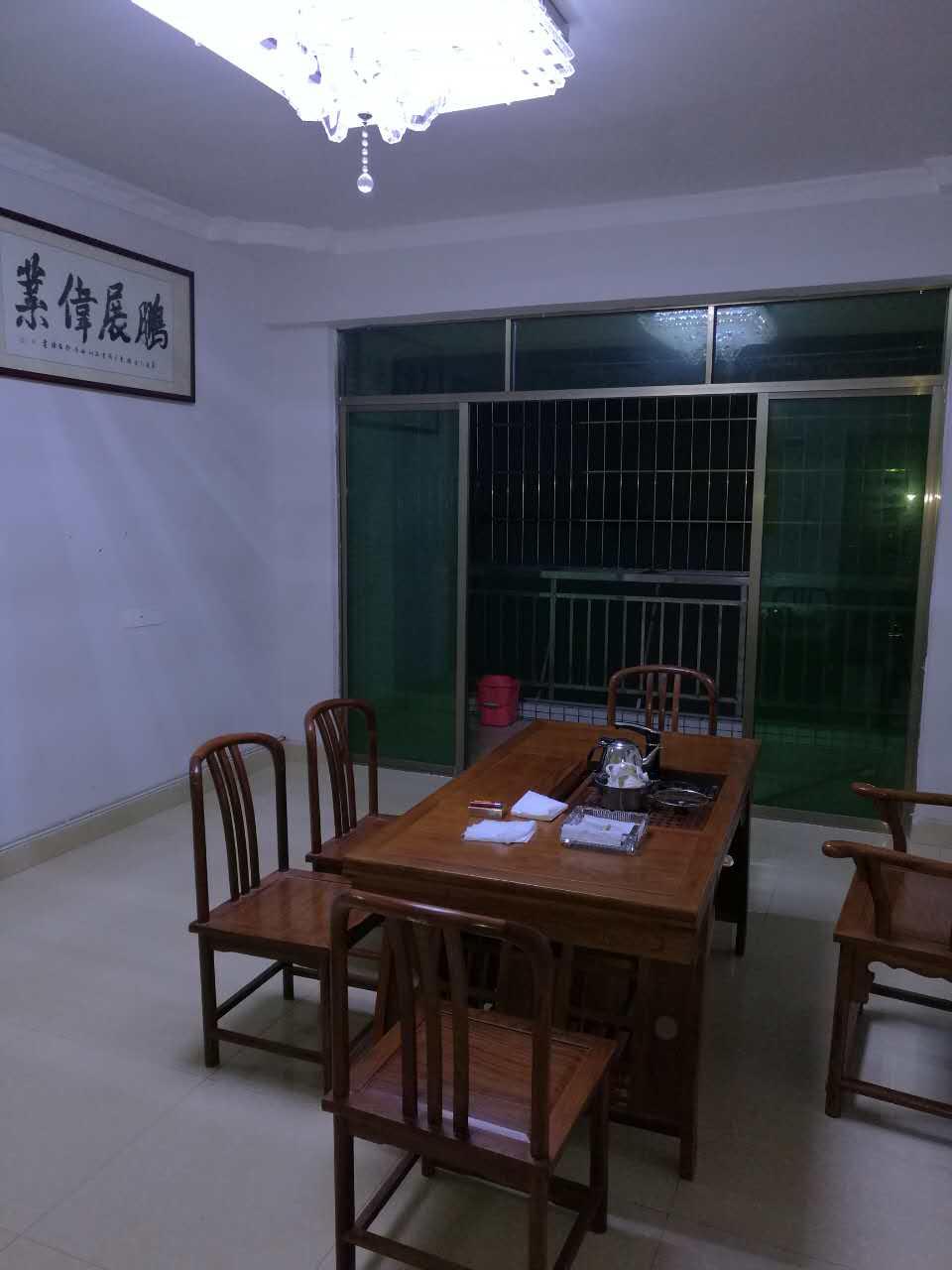 深圳公明楼村小产权三房110平米58万,户型方正实用 三房二厅 第8张