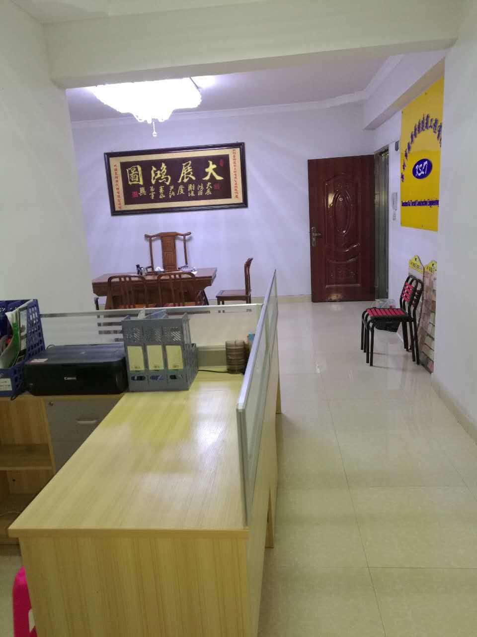 深圳公明楼村小产权三房110平米58万,户型方正实用 三房二厅 第7张