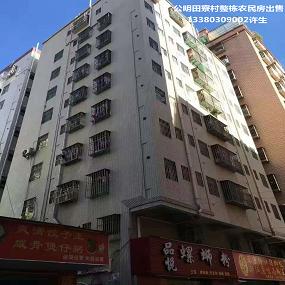 公明田寮村整栋农民房690万出售