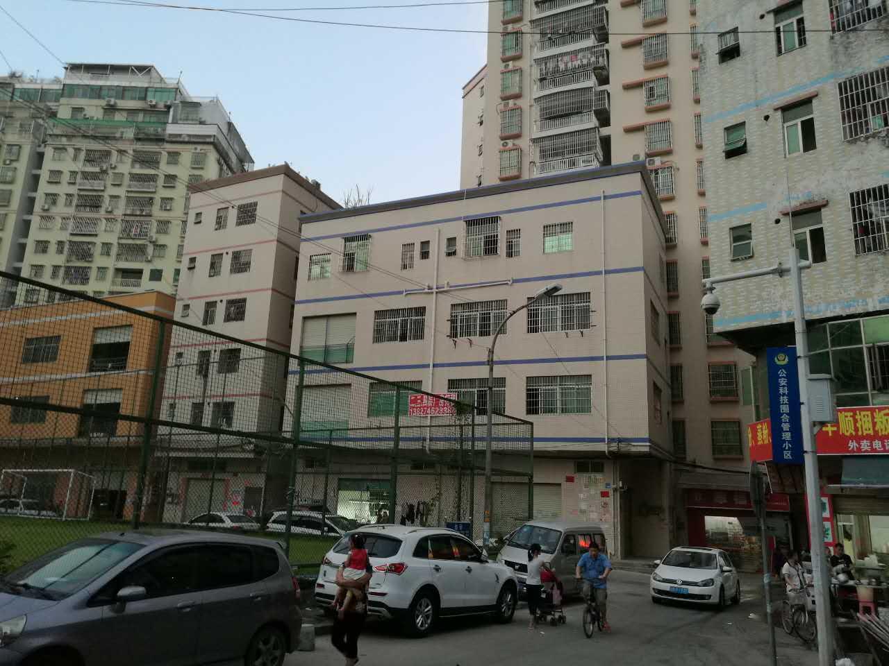 深圳厂房四层占地400㎡出租每月3万,公明塘尾公园附近距松柏路500米 租赁 第7张