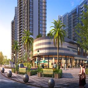 小产权房113平方米三室52万,公明署田蒲地铁站500米处