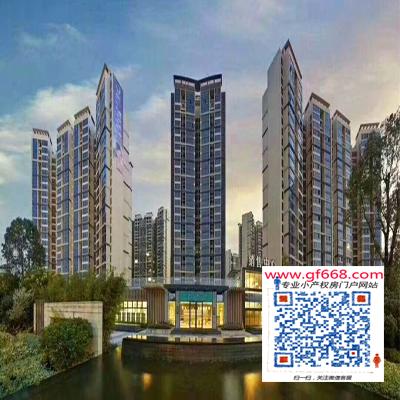 东莞小产权房每平方米2980元起,樟木头碧桂园公寓最新火爆开盘