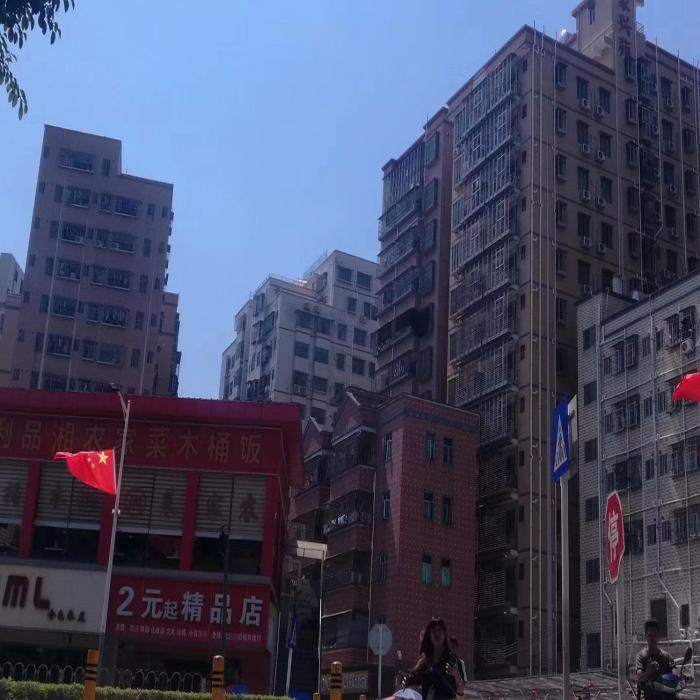 公明塘家村小产权三房二厅98平米77万急售